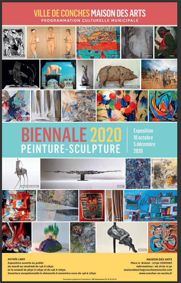 Affiche Biennale 2020